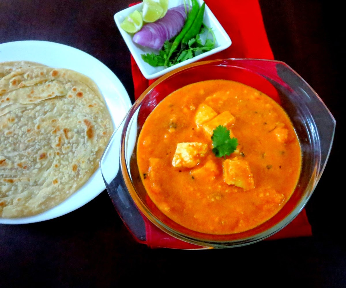 Paneer Makhni | How to make No Onion No Garlic Paneer Makhani
